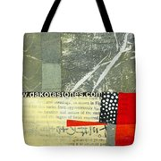 Teeny Tiny Art 119 Tote Bag