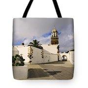 Teguise On Lanzarote Tote Bag