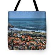 Tel Aviv Spring Time Tote Bag