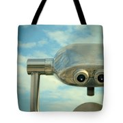 Telescopic Viewer Tote Bag