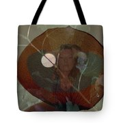 Tell Me Winter Reflection  Tote Bag