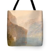 Tell's Chapel - Lake Lucerne Tote Bag