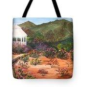 Temecula Heritage Rose Garden Tote Bag