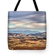 Temecula Landscape Tote Bag