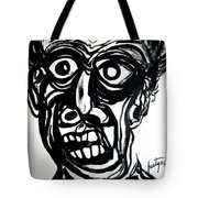 Temperiment Tote Bag