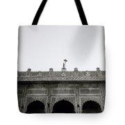 Temple Elegance Tote Bag