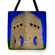 Temple Janus France Tote Bag
