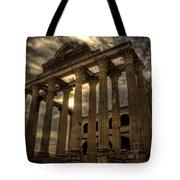 Temple Of Diana Tote Bag