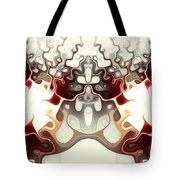 Temple Of Light Tote Bag by Anastasiya Malakhova
