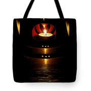 Temple Of The Light Tote Bag
