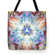 Temple Of The Lion Tote Bag
