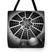 Temple Of The Spirit Tote Bag