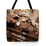 Temple Ruins 04 Tote Bag