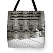 Temple Serenity Tote Bag