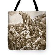 Temporary Major S.w. Loudoun-shand Tote Bag