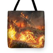 Tempt With Vengeance Tote Bag