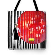 Temptations Tote Bag