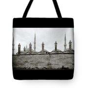Ten Minarets Tote Bag