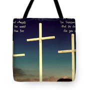 Ten Thousand Angels Tote Bag