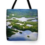 Ten Thousand Islands 2  Tote Bag