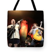 Tenacious D - Kyle Gas And Jack Black Tote Bag