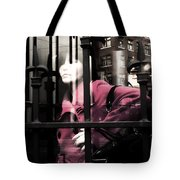 Tended To The Bar Tote Bag