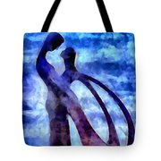 Tender Is The Night Tote Bag