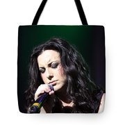 Tender Moments On Stage Tote Bag