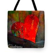 Tenderness Tote Bag