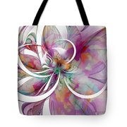 Tendrils 01 Tote Bag