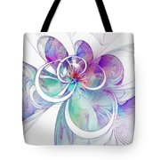 Tendrils 10 Tote Bag