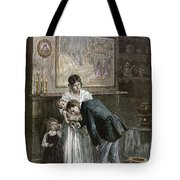 Tenement: Doctor, 1889 Tote Bag