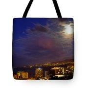 Tenerife's North West Coast  Tote Bag