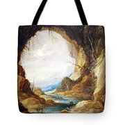 Teniers' Vista From A Grotto Tote Bag