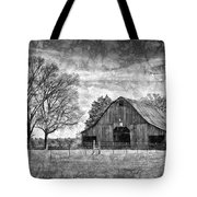 Tennessee Barn Tote Bag