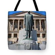 Tennessee Capitol Tote Bag