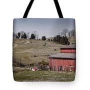 Tennessee Farmstead Tote Bag