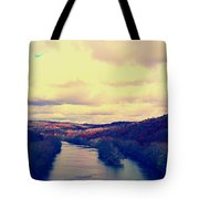 Tennessee Landscape Tote Bag