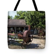 Tennessee Rusty Gold Tote Bag