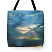Tennessee Sunset Tote Bag
