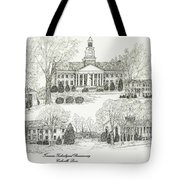 Tennessee Technological University Tote Bag