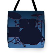 Tennessee Titans Drum Set Tote Bag