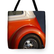 Tennessee Vols Fan Displaying The Colors Proudly Tote Bag