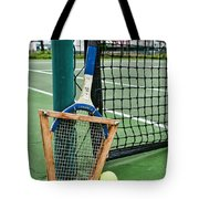 Tennis - Tennis Anyone Tote Bag