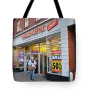 Tenterden Woolworths Store Tote Bag
