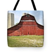 Ter-aine Farm Tote Bag