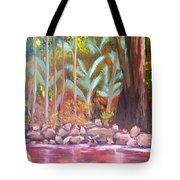 Terania Creek Tote Bag