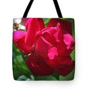 Teresas Fuchsia Rose IIi Tote Bag