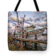 Teri Malynn On The Bon Secour Tote Bag