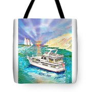 Terifico At Anchor Tote Bag